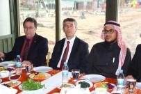 TİCARET ODASI - Balıkesir'e, Afrikalı Ve Arap İş Adamlarının İlgisi