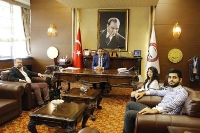 Baro Başkanı Er Açıklaması 'İtibarlı Ve Kurumsal Kimlik Oluşturmayı Amaçlıyoruz'