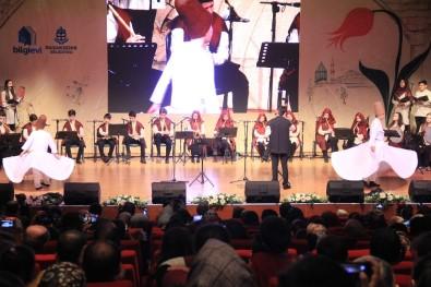 Başakşehir'de Ney Konseri Ve Ebru Sergisine Yoğun İlgi
