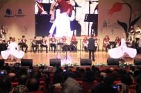 NEYZEN - Başakşehir'de Ney Konseri Ve Ebru Sergisine Yoğun İlgi