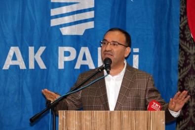 Başbakan Yardımcısı Bozdağ Açıklaması 'AYM'nin Kararı Berat Kararıdır'
