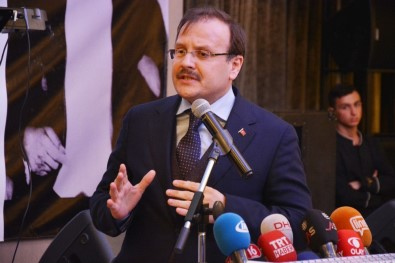 Başbakan Yardımcısı Çavuşoğlu Açıklaması 'Türkiye'nin Güçlü Olması Gerekiyor'