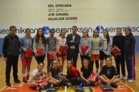 BASKETBOL TAKIMI - Başkan Şirin'den Şampiyonlara Jest