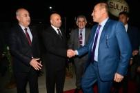 HÜSEYIN SÖZLÜ - Başkan Sözlü Geleneksel Kaz Gecesi'nde Ermenilere Saydırdı