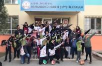 İLETIŞIM - BESYO Öğrencilerinden 'Branşını Seç Yolunu Çiz' Projesi