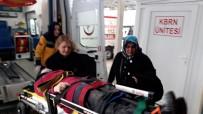 HÜRRİYET MAHALLESİ - Bilecik'te Meydana Gelen Trafik Kazasında 1 Kişi Yaralandı