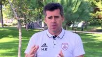 ALTINORDU - 'Birçok Oyuncumuzu Avrupa Kulüpleri Takip Ediyor'