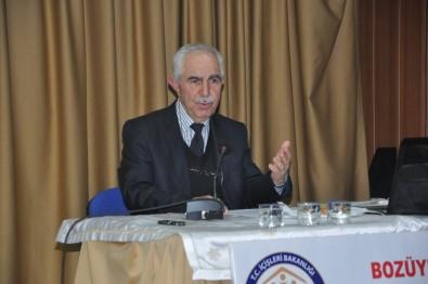 Bozüyük Kuzey Kafkasya Kültür Derneği'nden Konferans