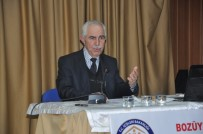KUZEY KAFKASYA - Bozüyük Kuzey Kafkasya Kültür Derneği'nden Konferans