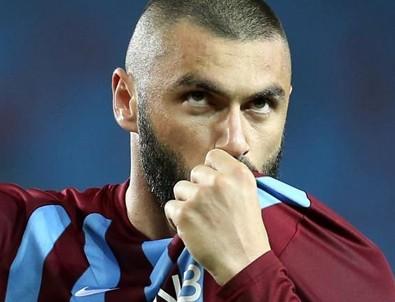 Burak Yılmaz Trabzonspor'dan ayrılıyor mu?