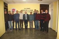 CHP'li Çakırözer Tüketici Kooperatifleri Birliği'nde Sıkıntı Ve Talepleri Dinledi