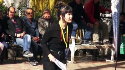 Çin'in Yarışma Programı Fethiye'de Çekildi