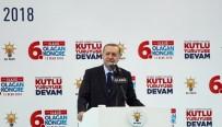 Cumhurbaşkanı Erdoğan Açıklaması 'Afrin'deki Teröristler Teslim Olmazsa Orayı Da Başlarına Yıkacağız'