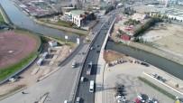 İŞ MAKİNESİ - Darıca'da Ekipler Sürekli Yollarda