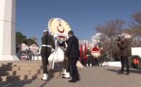 RAUF RAIF DENKTAŞ - Denktaş Ölümünün 6 Yıl Dönümünde Anıldı