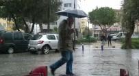 ALTıNKUM - Didim'de Şiddetli Yağış Yaşamı Etkiledi