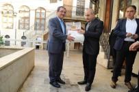 KİLİS VALİSİ - Dışişleri Bakan Yardımcısı Yıldız Kilis'te