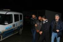 Edirne'de Uyuşturucu Operasyonu Açıklaması 2 Gözaltı