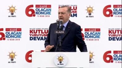 Erdoğan Açıklaması Afrin'i Başlarına Yıkacağız