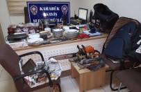 KAYABAŞı - Ev Faresi Tutuklandı