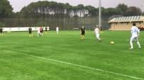 MURAT YILDIRIM - Evkur Yeni Malatyaspor, Arnavutluk Temsilcisi Luftetarı'yı 3-1 Yendi