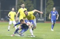 ARNAVUT - Fenerbahçe Arnavut Ekibiyle 2-2 Berabere Kaldı