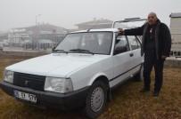 2.EL OTOMOBİL - Garajdan çıkmayan otomobil yıllar sonra satılıyor