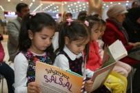 KIŞISEL GELIŞIM KITAPLARı - Hacı Ahmet Özsoy Ortaokulu'nun 'Bibliyofilleri' Topluca Kitap Okudu
