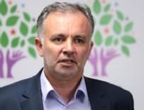 AYHAN BİLGEN - HDP'li vekilden tehdit