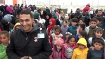 İş Adamından Sığınmacı Çocuklara Giysi Yardımı