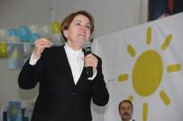 İYİ Parti Genel Başkanı Akşener Eskişehir'de
