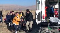 Kahramanmaraş'ta Hafif Ticari Araç Devrildi Açıklaması 1 Ölü, 3 Yaralı
