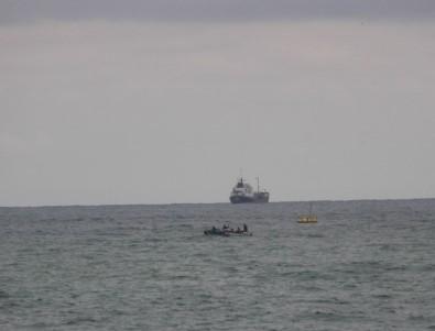 'Karadeniz'de Tekne Battı' İhbarı Asılsız Çıktı