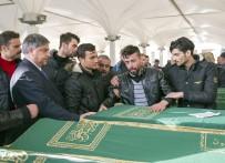 CENAZE NAMAZI - Kaza Ölen Türkmenler Ankara'da Son Yolculuğuna Uğurlandı