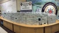 Kızıltepe'de 12 Bin 250 Paket Kaçak Sigara Ele Geçirildi