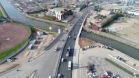 YAYA KALDIRIMI - Kumla Deresi Köprü Çalışmaları Tamamlandı