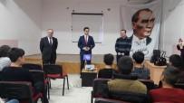 SINAV SİSTEMİ - Liseler Geçişte Uygulanacak Yeni Sınav Sistemi Kızılcahamam'da Anlatıldı