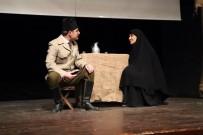 FATMA SEHER - Mardin'de Tiyatro Gösterimi