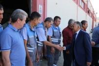 MAAŞ FARKI - Melikgazi Çalışanlarına Banka Promosyonları Ödendi