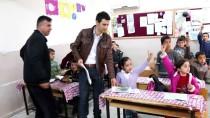 FEN BILGISI - Öğretmenden Öğrencileri İçin Yardım Kampanyası