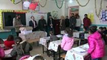 KIŞ MEVSİMİ - Okul Harçlıklarıyla Çocukları 'Isıttılar'