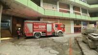 İTFAİYE ERİ - Başakşehir Ayakkabıcılar Sitesi'nde Yangın Çıktı