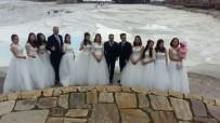 SEVINDIK - Pamukkale, Çinli Gelinlerle Dünyaya Tanıtılacak