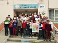 İBN-İ SİNA - Sağlık Meslek Liseli Öğrenciler Veremle Savaşa Dikkat Çekti
