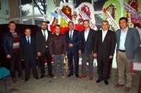 AHMET ARıK - Salihli'de Başkan Alacalı Güven Tazeledi