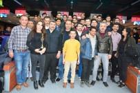 CENTİLMENLİK - Şanlıurfa'da Gazeteciler Bowling Turnuvasında Buluştu