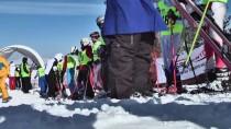 Sarıkamış'ta Kayak Yarışları Tamamlandı