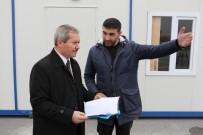 ELEKTRİKLİ OTOBÜS - Şarj İstasyonunun Çalışması Başladı
