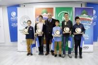 UĞUR BULUT - Siyer-İ Nebi Yarışması'nda Ödüller Sahiplerini Buldu