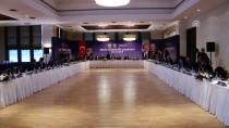 CÜNEYT ÜNAL - Spor Güvenliği Çalıştayı Başladı
